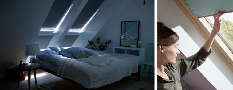 Verduisterende Rolgordijnen Lichtkoepel.Verduisterende Rolgordijnen Voor Lichtkoepels In Uw Slaapkamer